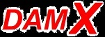 www.damx.co.uk Logo